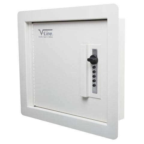 V-Line Quick Vault IvorySecurity Safe 41214-S IVY
