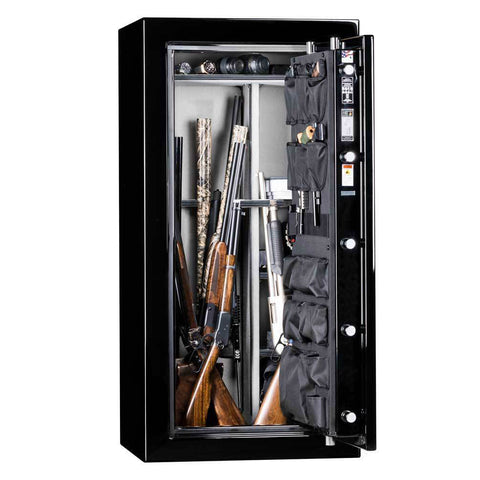 Rhino 80-Minute Fireproof 35 Gun Safe CD6030X - USA Safe And Vault