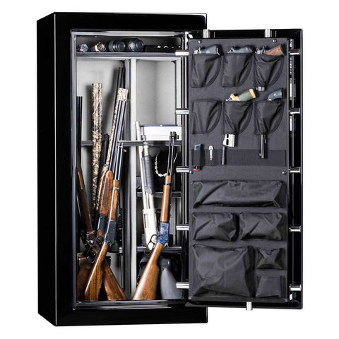 Rhino CD Series 80-Minute Fireproof 35 Gun Safe CD6030XGL