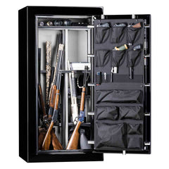 Rhino 80-Minute Fireproof 35 Gun Safe CD6030X