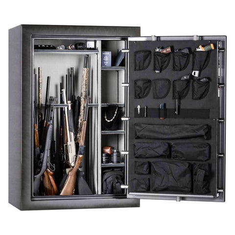 Rhino 80-Minute Fireproof 54 Gun Safe CD6040X