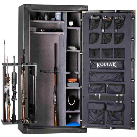 Rhino Kodiak 60-Minute Fireproof 36 Gun Safe KSB7136EX-SO