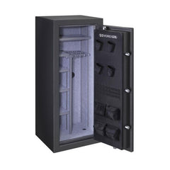 Stack-On Sovereign 22 Gun Capacity Fireproof Gun Safe S-22-DGP-E-S