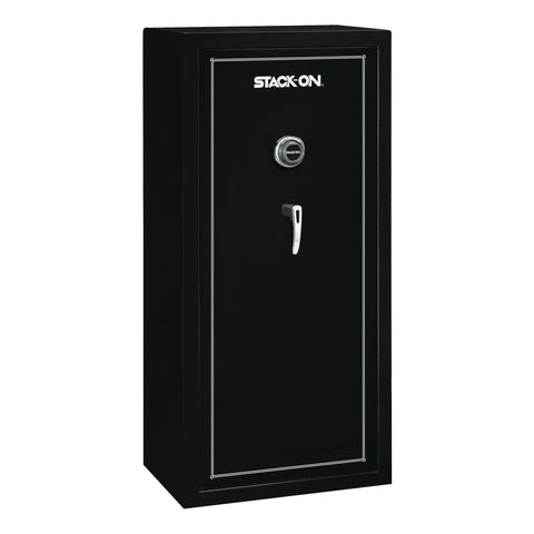 Stack-On 22 Gun Capacity Steel Security Safe, - USA Safe and Vault