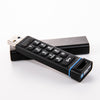 Image of SecureUSB® KP Hardware Encrypted USB Flash Drive - USA Safe & Vault