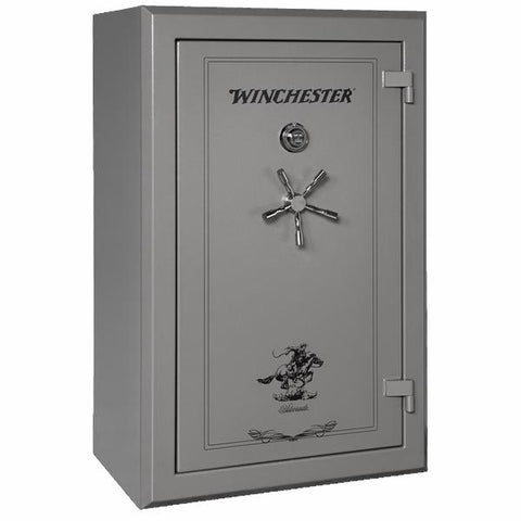 Winchester Safe Silverado 33 UL Certified 2 Hour Fire 30 Long Gun Safe, Gun Safe