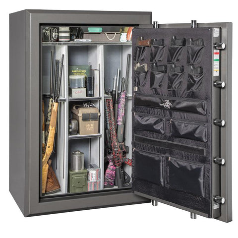 Winchester Silverado 40 UL Certified 2 Hour Fireproof Long Gun Safe - USA Safe And Vault