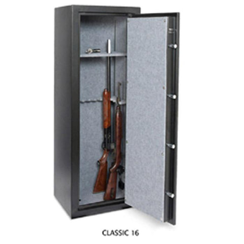 Socal Safes International Fortress Classic 24 Series Gun Safes - USA Safe And Vault