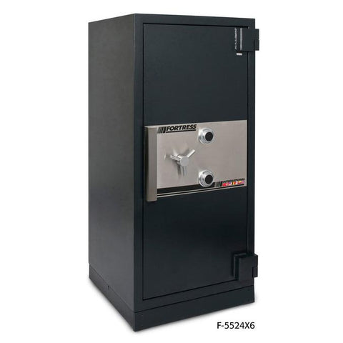 Socal Safes International Fortress Burglar and Fireproof Safe F-5524x6 - TL30x6 Rated - USA Safe And Vault