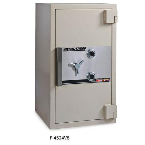 Socal Safes International Fortress F-4524V8 Burglar And Fireproof Safe, Commercial Safe