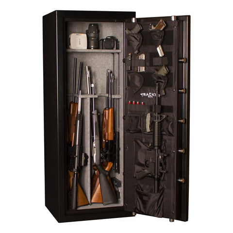 Tracker Model M12 Gun Safe, - USA Safe and Vault