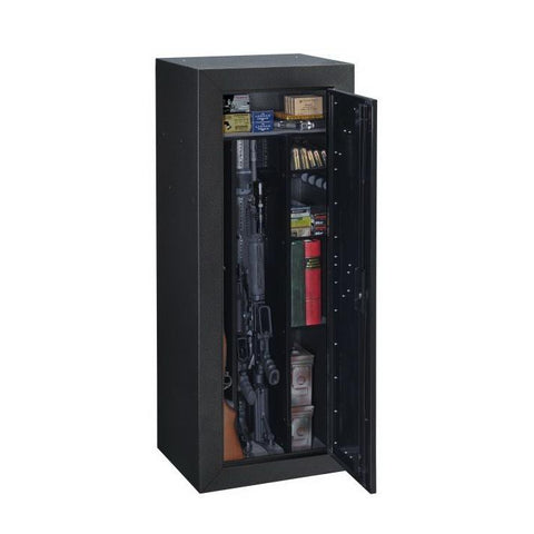 Stack-On 16 Gun Tactical Firearms Security Cabinet, Gun Cabinet