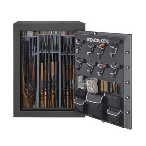 Stack-On Total Defense 69 Gun Capacity Fireproof Gun Safe TD-69-GP-E-S Available on Backorder - USA Safe And Vault