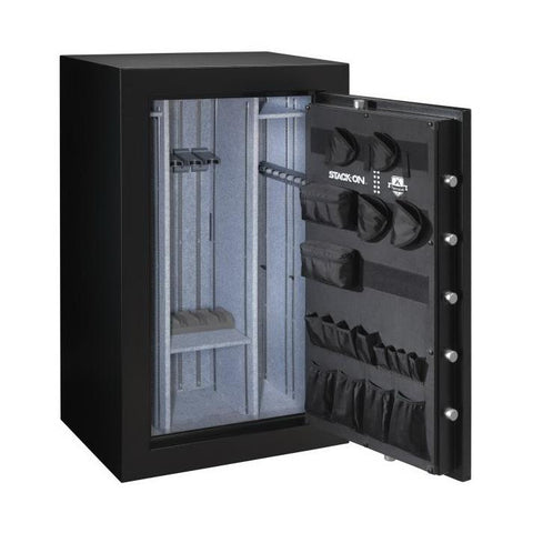 Stack-On Fire Resistant Tactical Security Safe TS-20-MB-E-S - USA Safe And Vault