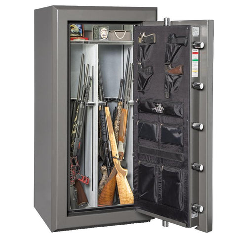 Winchester Treasury 26 UL Certified 90 Minute Fireproof Long Gun Safe - USA Safe And Vault