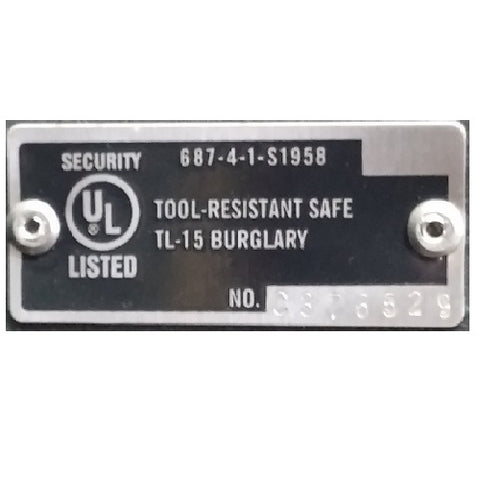 Hollon TL-15 Rated Safe PM Series PM-1014