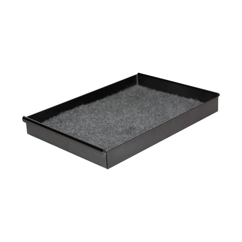 V-Line Mounting Half Tray Slide-Away Security Safe 10123-HT FBLK