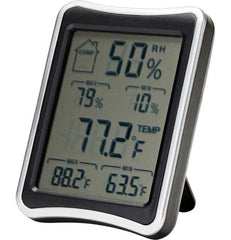 Hygrometer - Displays temperature and humidity (+$31.99)