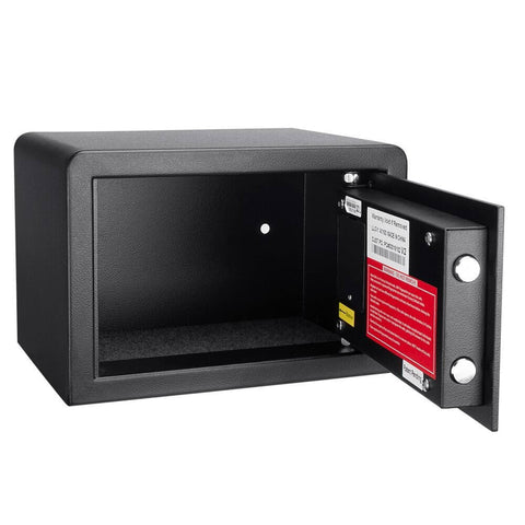 Barska Compact Biometric Security Safe with Fingerprint Lock AX11620, - USA Safe and Vault