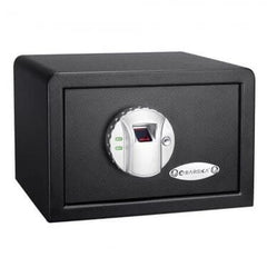 Barska Compact Biometric Security Safe with Fingerprint Lock AX11620 - USA Safe & Vault