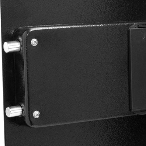 Barska Biometric Wall Safe (Left Opening), - USA Safe and Vault