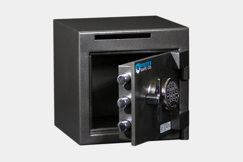Protex Security with Drop Slot Depository Safe B1414SE
