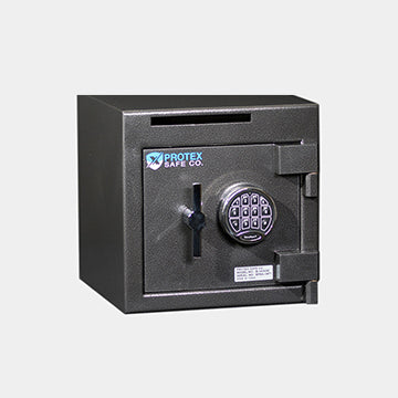 Protex B-rated Depository Safe B-1414SE - USA Safe And Vault
