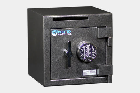 Protex Security with Drop Slot Depository Safe B1414SE - USA Safe And Vault