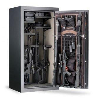 Browning Black Label Mark V Blackout Gun Safe MP33 - USA Safe & Vault
