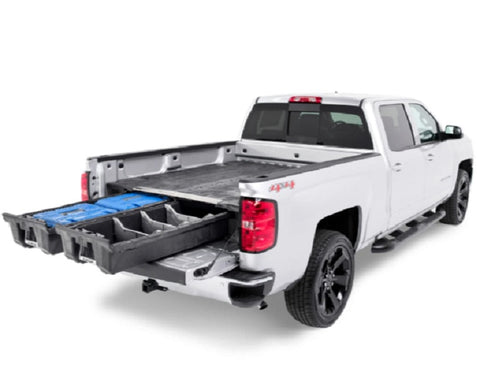 DECKED CHEVY SILVERADO 1500 DG1 - USA Safe & Vault