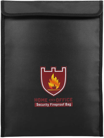 Fire & Water Resistant Bag - USA Safe & Vault