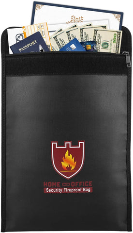 Fire & Water Resistant Bag - USA Safe And Vault