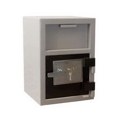 Hayman Safe Front Loading Depository Safe with Dual Key Lock CV-F20K - USA Safe And Vault