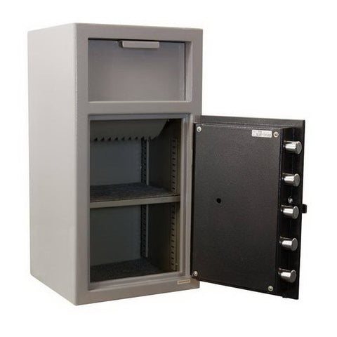 Hayman Safe Front Loading Depository Safe CV-F27C - USA Safe And Vault