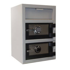 Hayman Safe Wide Body Double Door Depository Safe CV-F30W-2CC