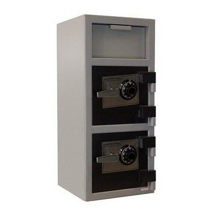 Hayman Safe Front Loading Double Door Deposit Safe CV-F32-2CC