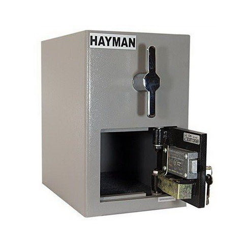 Hayman Safe Top Loading Rotary Depository Safe CV-H13K