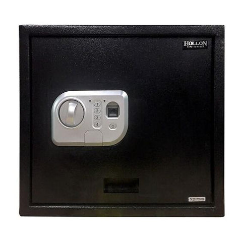 Hollon Pistol Box Safes PB-BIO-2 - USA Safe And Vault