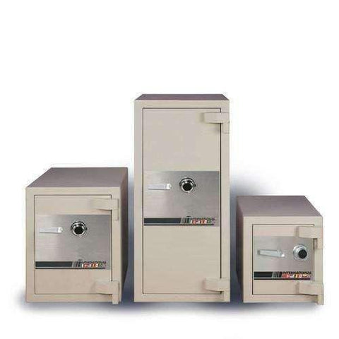 Socal Safes International Eurovault EV4517 Burglar And Fireproof Safe,