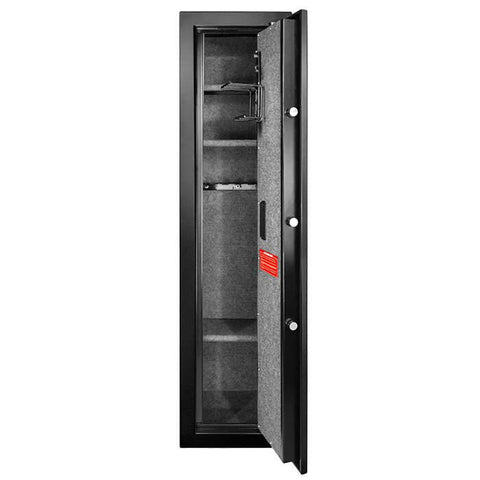 Barska Quick Access Large Biometric Rifle Safe AX11898 Available on Backorder - USA Safe And Vault