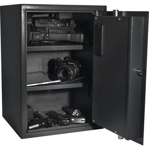 Barska Large Biometric Security Safe with Fingerprint Lock, - USA Safe and Vault