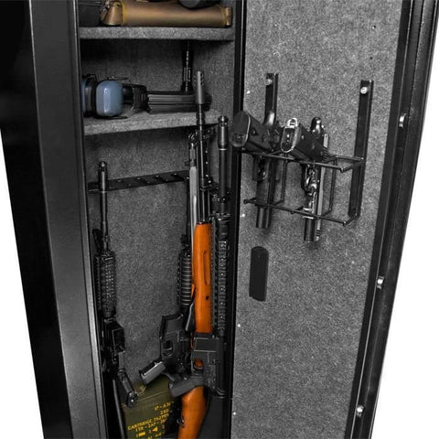 Barska Extra Large Biometric Rifle Safe AX11780 - USA Safe And Vault