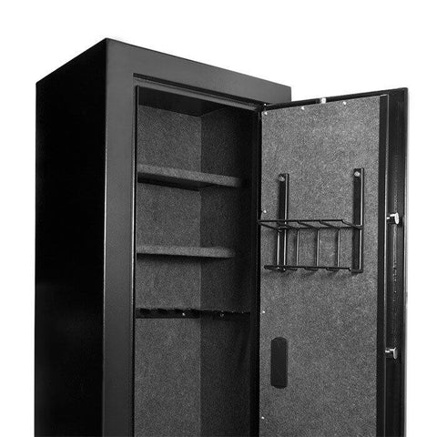 Barska Extra Large Biometric Rifle Safe AX11780, - USA Safe and Vault