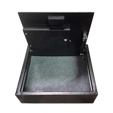 Hollon Pistol Box Bio 2 Safes Opened