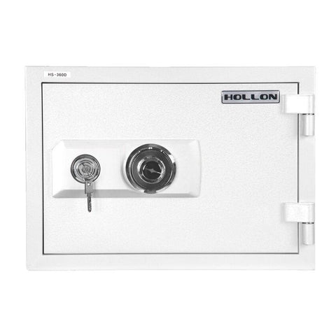Hollon 2 Hour Fire and Water Resistant Home Safe HS-360D - USA Safe And Vault