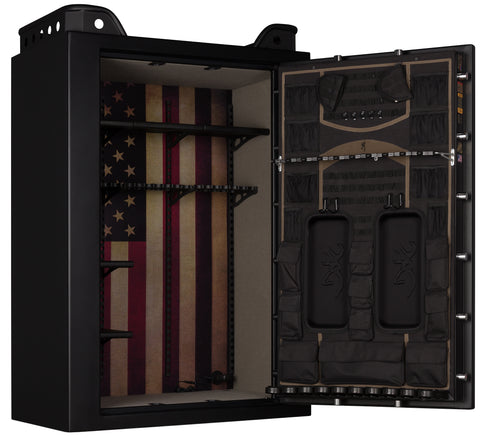 Browning Tactical Safe Black Label Mark IV - Stars and Stripes - 49 Wide - USA Safe And Vault