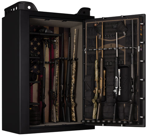 Browning Tactical Safe Black Label Mark IV - Stars and Stripes - US 49 Wide - USA Safe And Vault