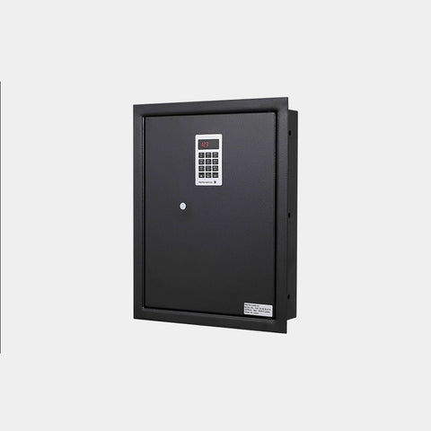 Protex Black Wall Safe PWS-1814E