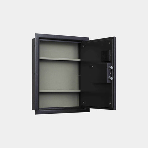 Protex Black Wall Safe PWS-1814E - USA Safe And Vault