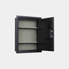 Image of Protex Black Wall Safe PWS-1814E